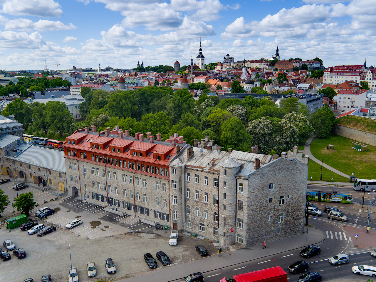 Angleterre apartments Tallinn
